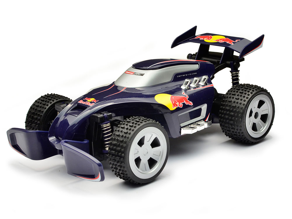 Carrera Rc Red Bull Rc1 Buggy 2 4ghz Ca201025