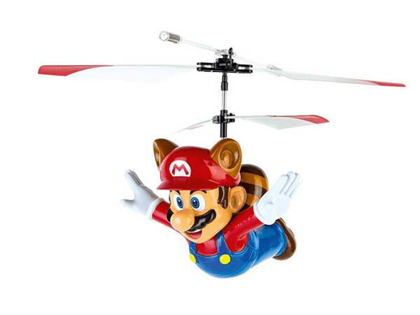 Carrera Mario Racoon Flying Cape CA501035