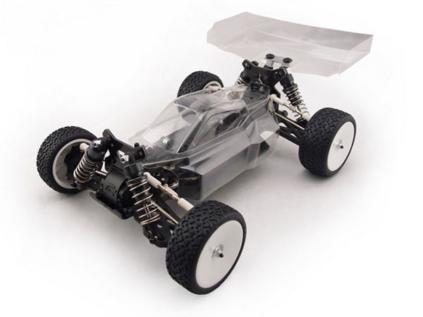 Carisma GTB 4WD 1/16th Scale Belt Drive Buggy Kit CA56268