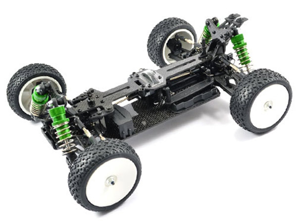 Carisma GT14B Pro ARR 1/14th Buggy Kit Combo with LiPo CA56868C