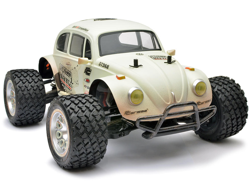 Carisma GT16MB Wide Wheelbase RTR 1/16th Scale Electric Brushless Desert Beetle CA57268