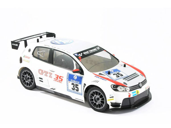 Carisma M40S Volkswagen Golf 24 1/10TH RTR CA70068