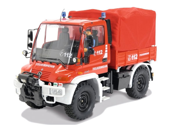 Carson Unimog Fire Rescue Vehicle C707109