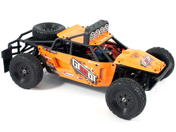Carisma GT10DT Desert Cage Truck 1/10th Brushless RTR CA70868
