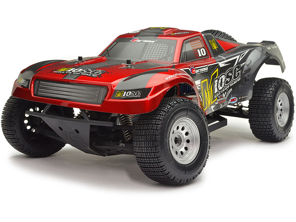 Carisma M10SC Truck 2wd 1/10th Ready Set Short Course Truck CA71268