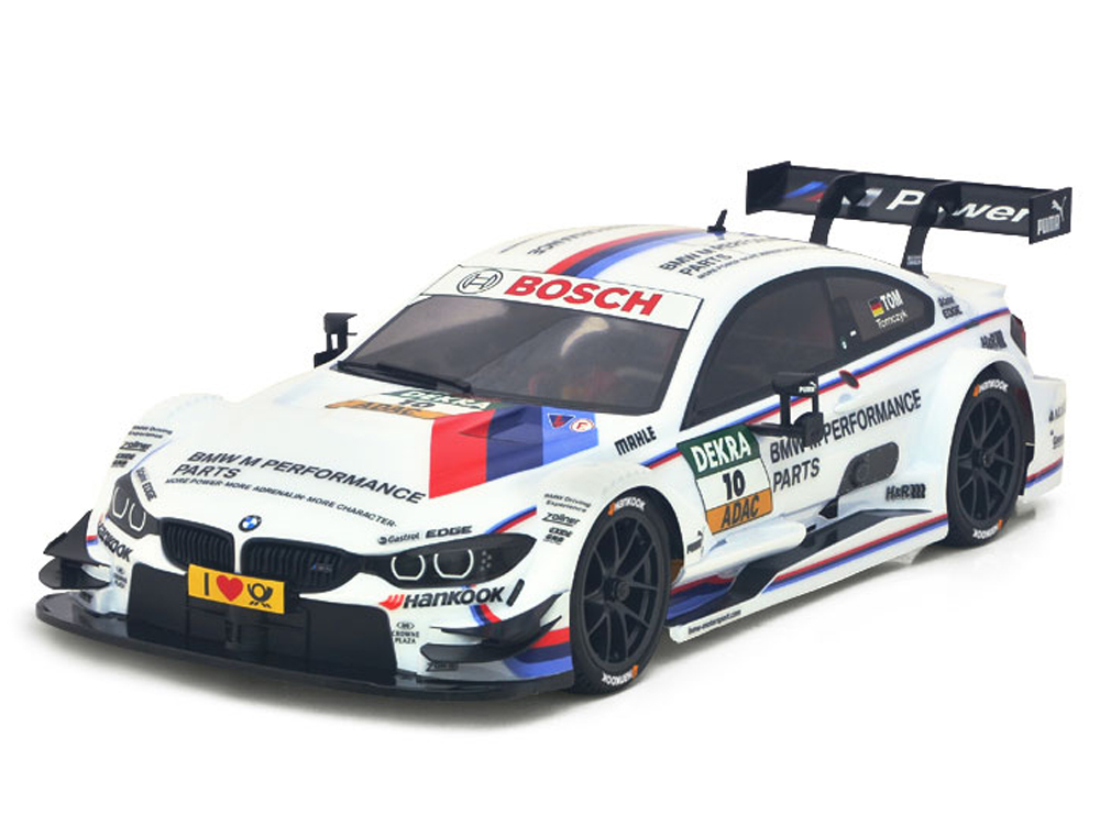 Carisma Gt10rs Bmw M4 Dtm No 10 White Ready Set Ca72168