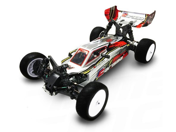 Carisma 4XS 1/10 Competition 4WD Electric Buggy Kit CA73868