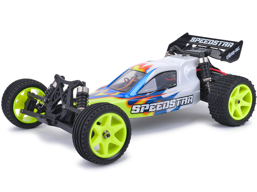Core RC Speedstar Buggy 1/12 - White CRA001