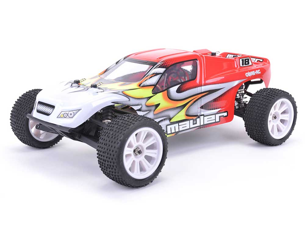 Core RC Mauler Stadium Truggy 1/12 - Red CRA004