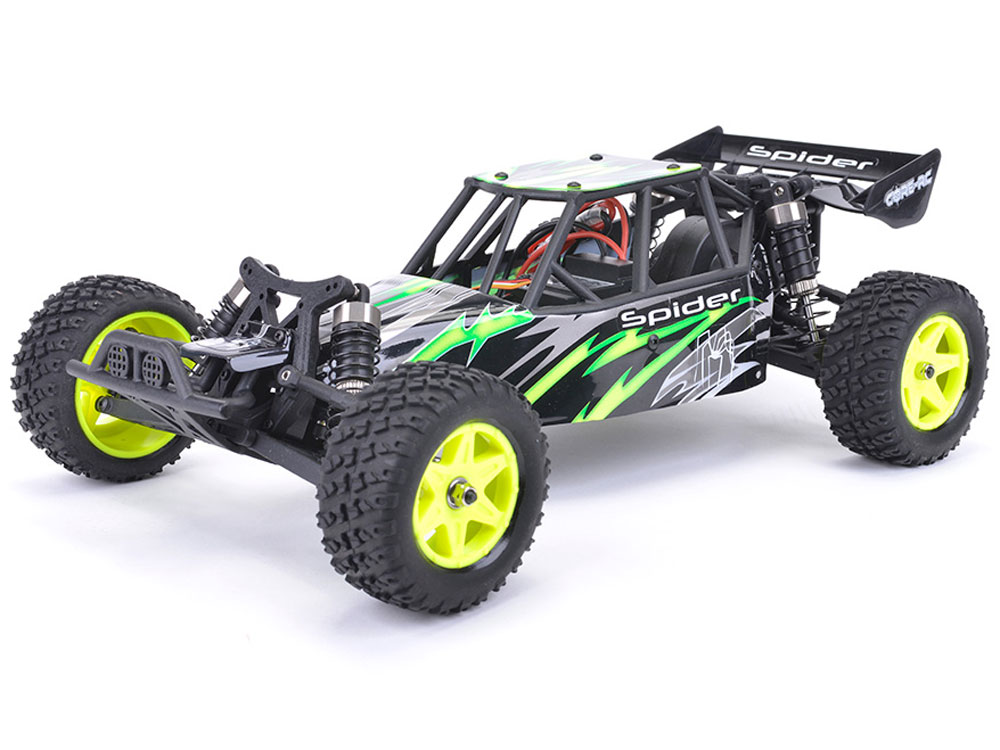 Core RC Spider Desert Buggy 1/12 - Lime CRA005