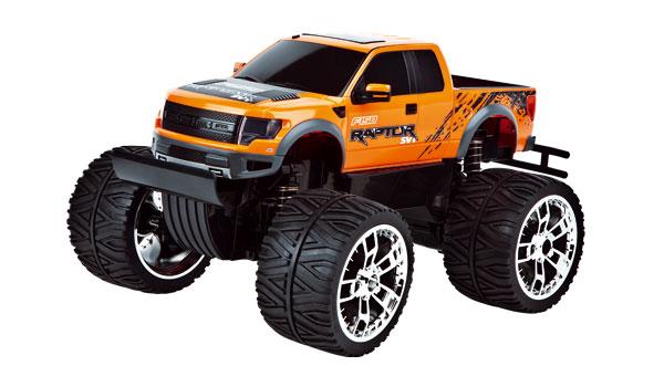 carrera ford f 150 raptor rc monster truck ca160001. Black Bedroom Furniture Sets. Home Design Ideas