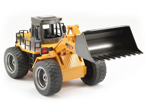 Huina 1:18 Bulldozer with Die Cast Bucket CY1520