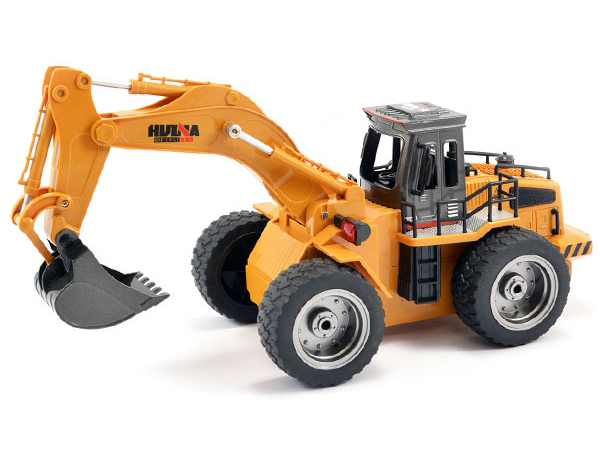 Huina 1:18 Excavator with Die Cast Bucket CY1530