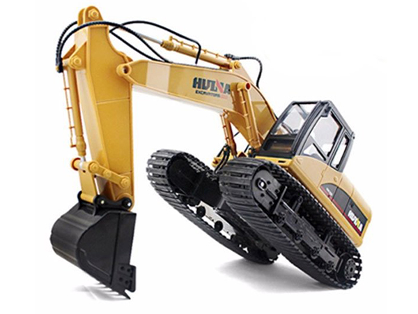 Huina 1:14 Excavator with Die Cast Bucket CY1550