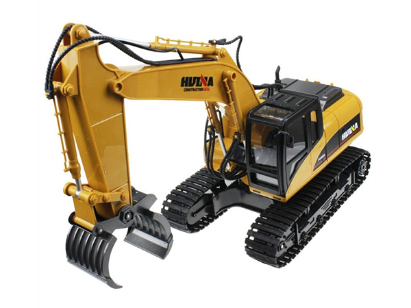 Huina 1:14 Timber Grabber with Die Cast Grab CY1570
