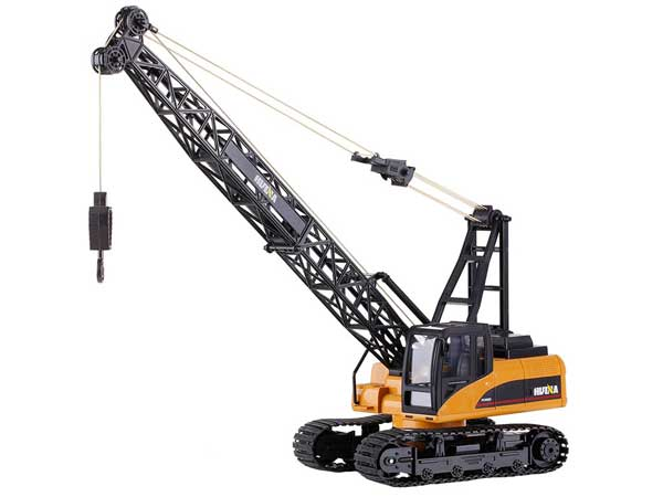 Huina 1:14 Scale RC Crawler Crane 2.4G 15CH with Grab CY1572