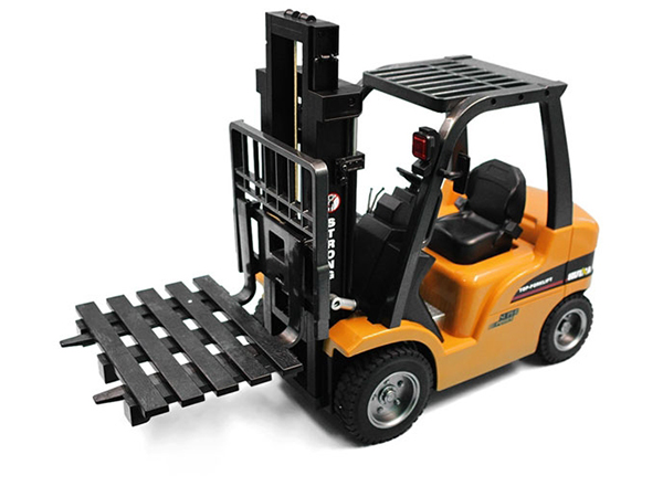 Huina Fork Lift with Die Cast Parts CY1577