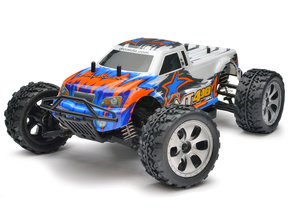Dromida MT4.18BL Monster Truck Brushless 2.4GHz RTR DIDC0052