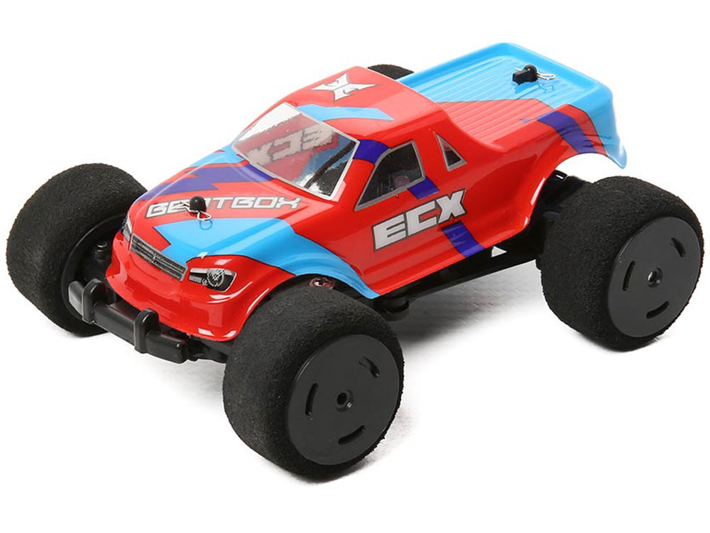 ECX BeatBox 1:36 2WD Monster Truck: RTR ECX00021