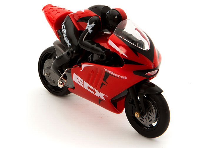 ECX Outburst 1:14 Motorcycle RTR Red ECX01004T2