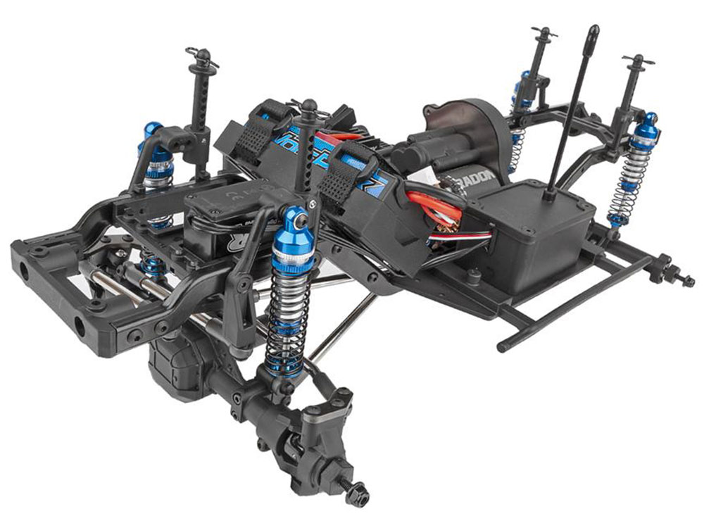 Element RC Enduro Trail Truck Builder's Kit EL40102