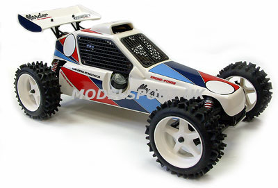 FG Modellsport Marder Buggy 26cc FG06000