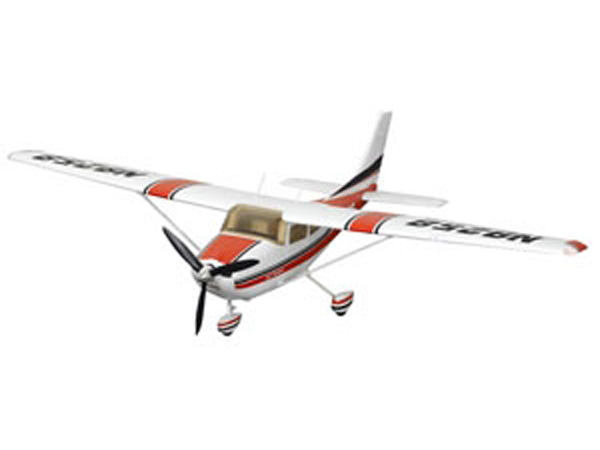 FMS Cessna 182 RTF with 2.4GHZ 1400mm Span - NEW MK2 FS0105R