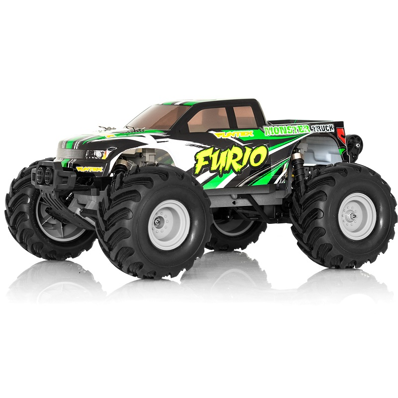 Funtek FURIO 1/10th 2WD RTR Monster truck  FTK-FURIO