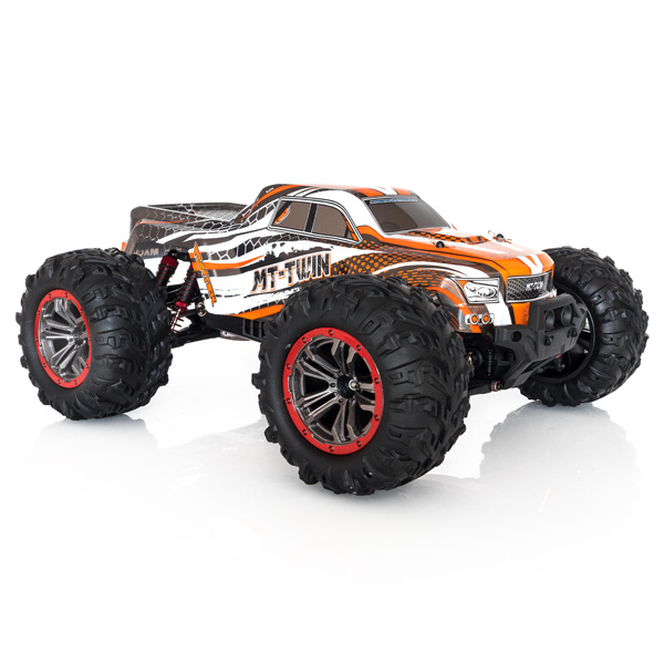 Funtek MT-TWIN 1/10th 4WD RTR Monster truck LIPO Twin Motored FTK-MT-TWIN