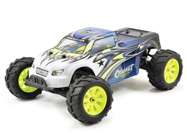 FTX Comet 1/12 Brushed 2WD RTR - Monster Truck FTX5517