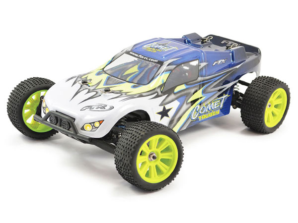 FTX Comet 1/12 Brushed 2WD RTR - Truggy FTX5518
