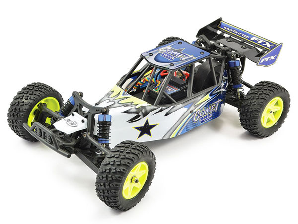 FTX Comet 1/12 Brushed 2WD RTR - Desert Cage Buggy FTX5519