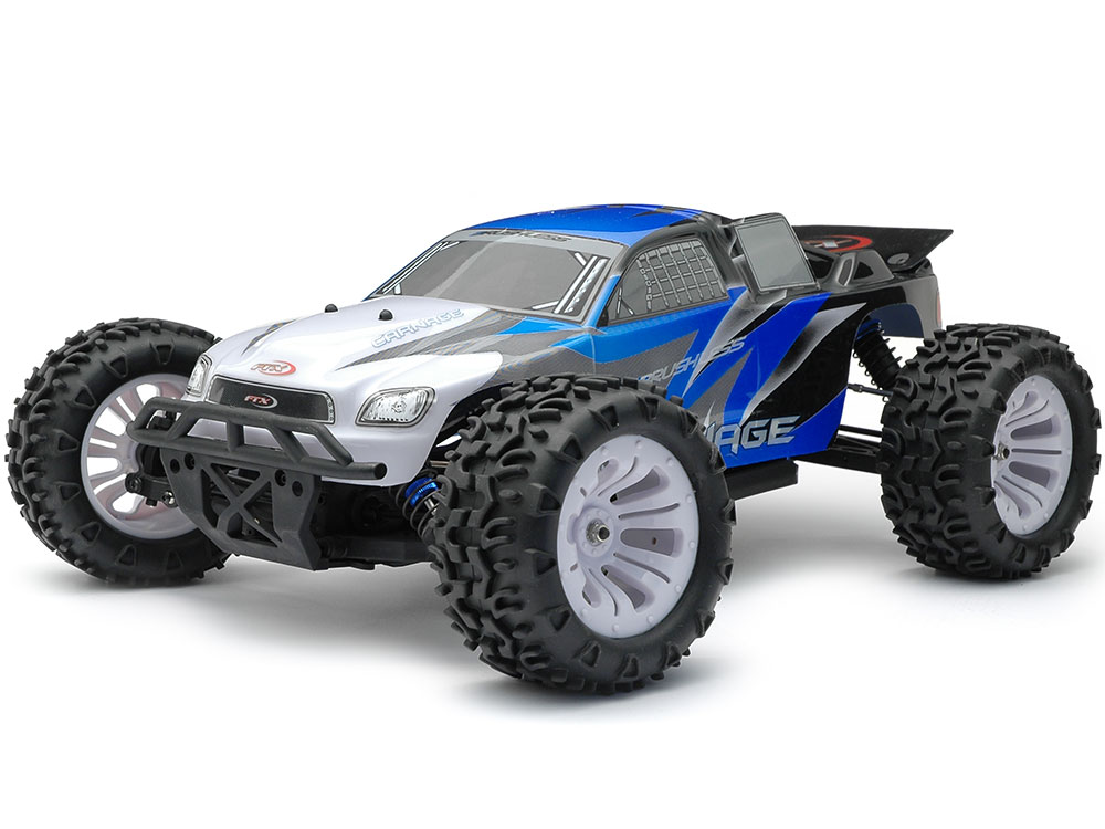 Ftx Carnage 1 10 4wd Brushed Truggy 2 4ghz Waterproof Ftx5538