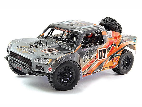 FTX Torro 1/10 Nitro Trophy Truck 4wd RTR - Orange/ Black FTX5542O