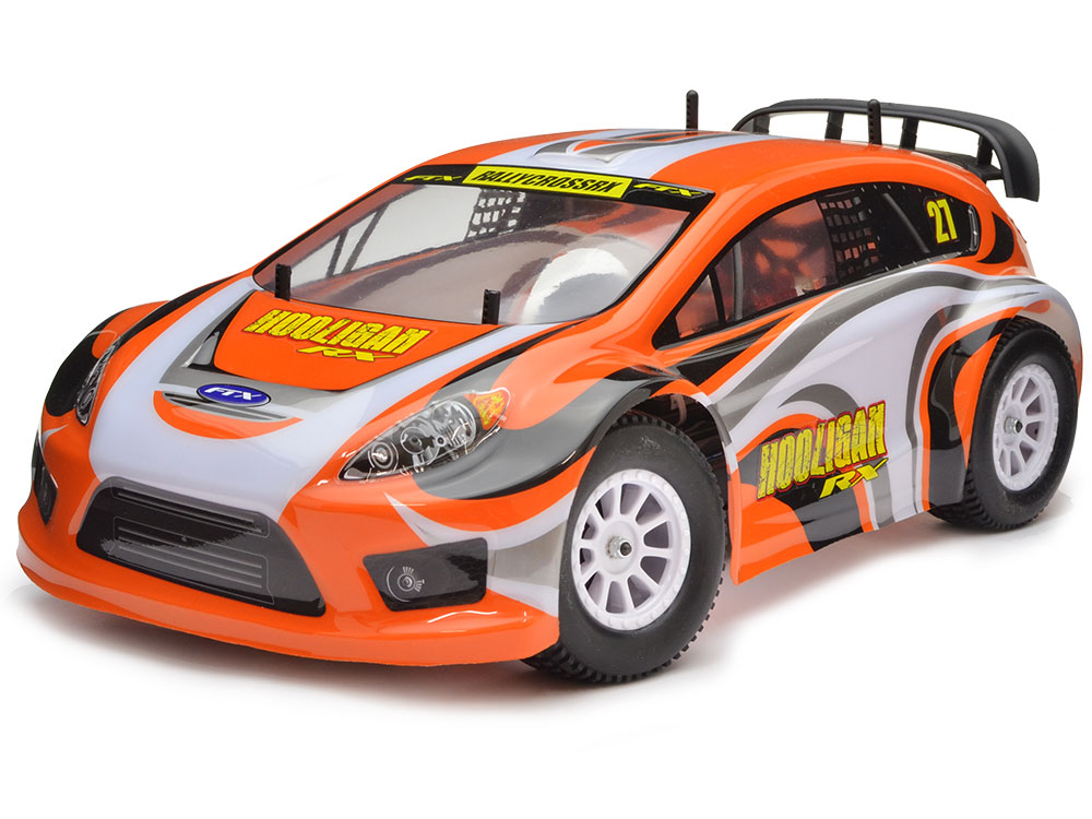 FTX Hooligan RX Brushless 1/10th Scale 4wd RTR Rally Car FTX5544