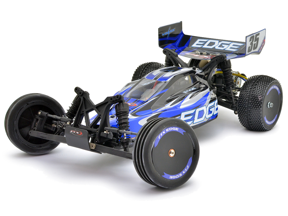 FTX Edge 1/10th Brushed RTR 2WD Electric Buggy - Blue FTX5549B