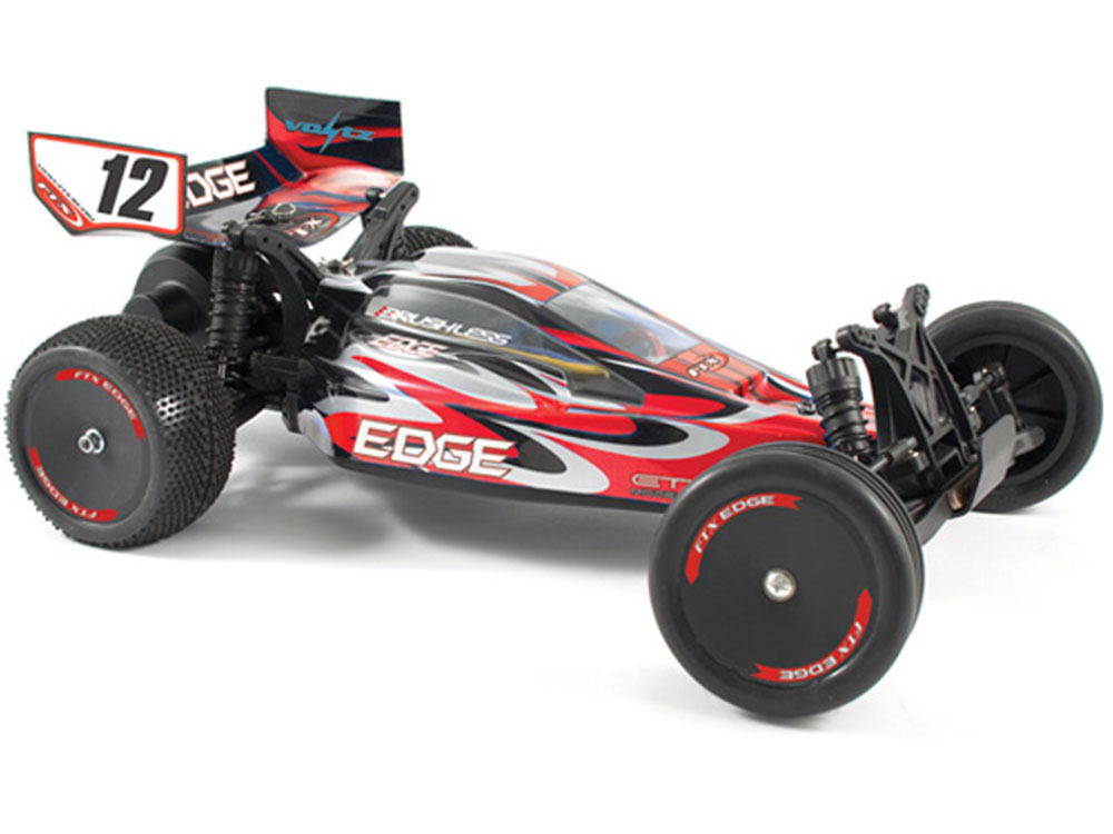 FTX Edge 1/10th Brushed RTR 2WD Electric Buggy - Red FTX5549R