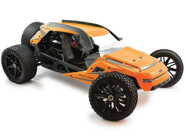FTX Futura 1/6 Brushless 2wd Concept Buggy Readyset FTX5559