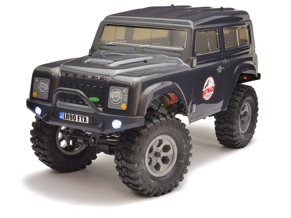 FTX Outback 4x4 Trail RTR - Ranger FTX5567