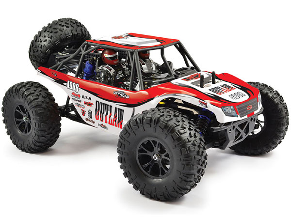 FTX Outlaw 1/10 4wd Ultra-4 RTR Buggy - Brushed FTX5570
