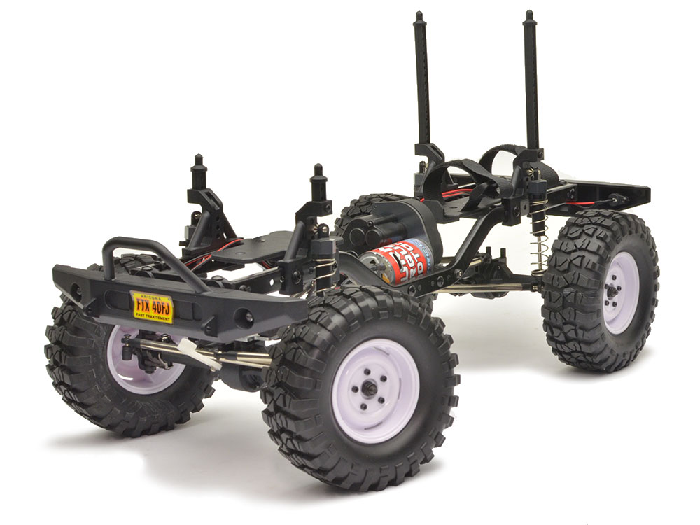 FTX Outback 2 Rolling Chassis - Tundra FTX5580