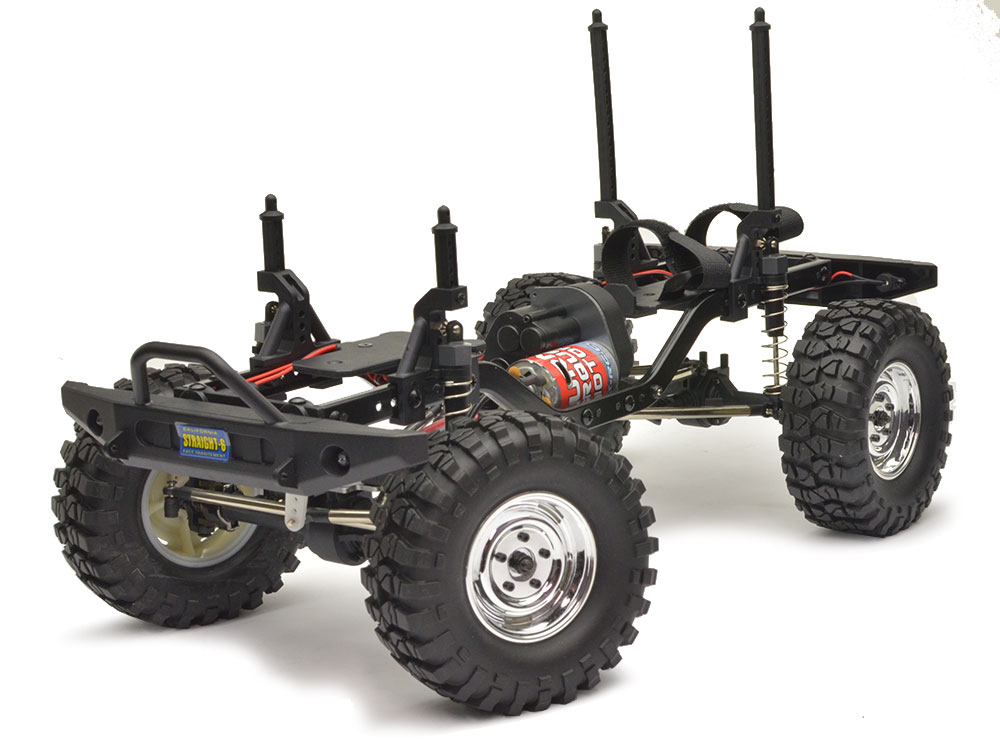 FTX Outback 2 Rolling Chassis - Treka FTX5581