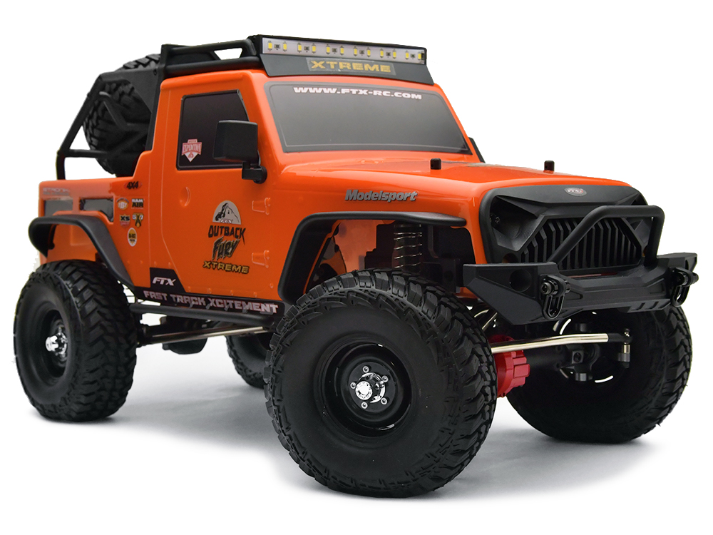 FTX Outback Fury Xtreme 1:10 4x4 Pro Spec Trail Roller FTX5583
