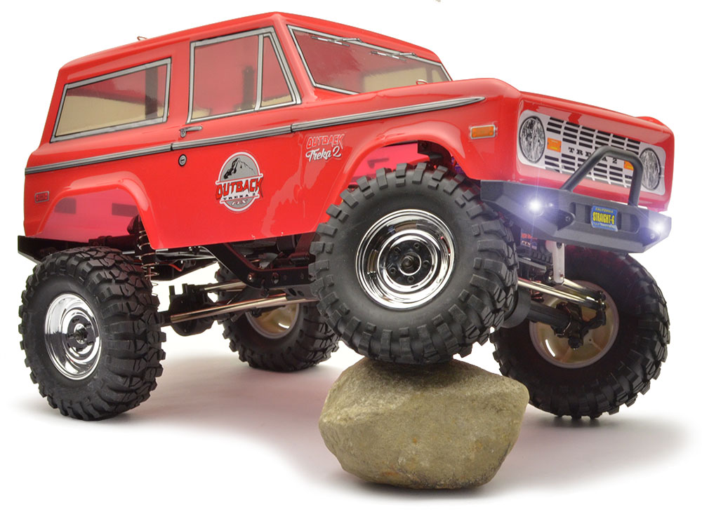FTX Outback 2 RTR Trail Vehicle - Treka 2 FTX5585