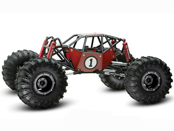 GMade R1 Rock Buggy Crawler ARTR - Red GM51001