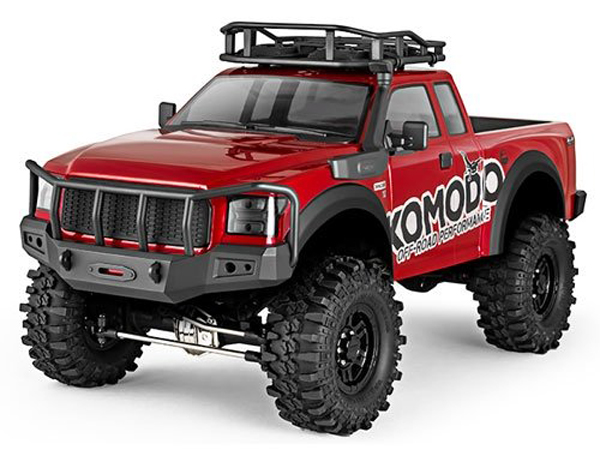 GMade 1/10 GS01 Komodo Truck Scale Crawler Kit GM54000