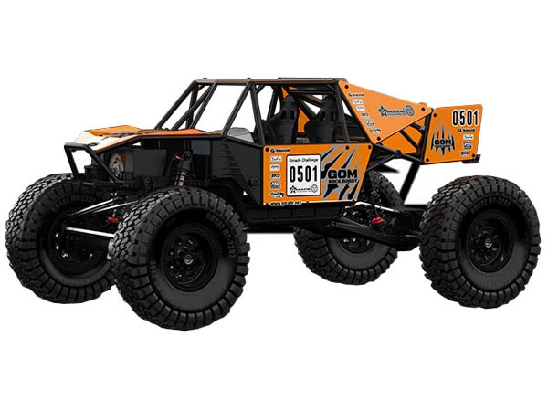 GMade GOM GR01 1/10th 4WD Rock Crawler Kit GM56000