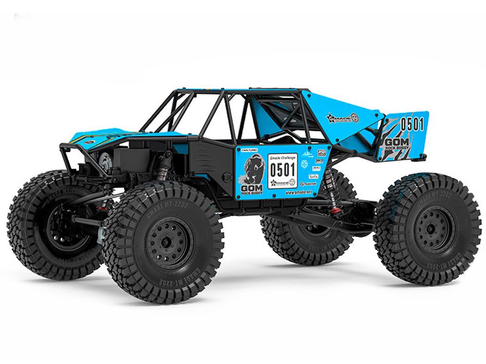 GMade 1/10 GOM Rock Buggy RTR GM56010