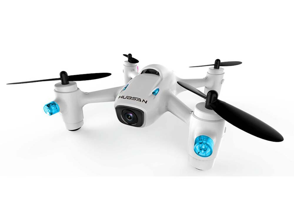 Hubsan X4 Camera Plus Mini Quadcopter H107C+