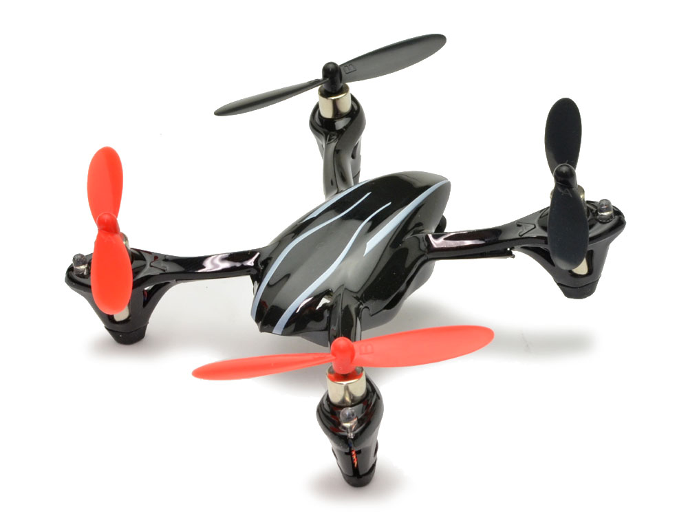 Hubsan X4 LED Mini Quad Copter (Pre-Owned) H107L-U3